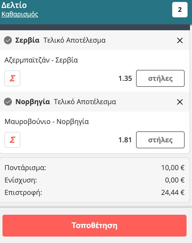 Novibet App Deltio